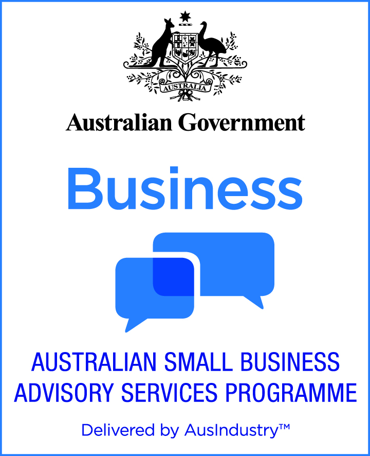 This project has been supported by the Australian Small Business Advisory Services (ASBAS) programme, an Australian Government initiative.