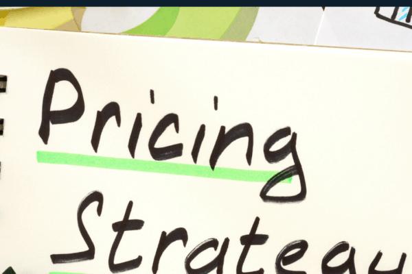 Pricing Strategy Masterclass